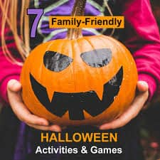 7 Spooky Quarantine-O-Ween Family Activities